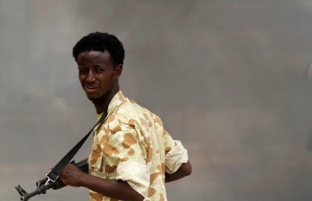 Somalia  - Varied Uniforms Corbis29
