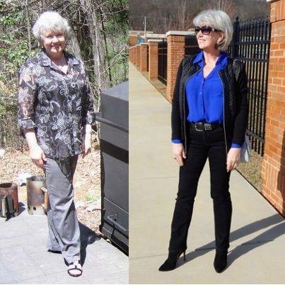 S'habiller avec style passé 50 ans... Fifty310