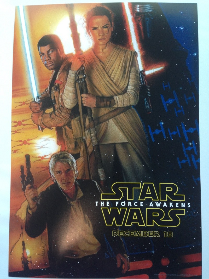 7 - Les posters de Star Wars The Force Awakens - Page 6 Img-4810
