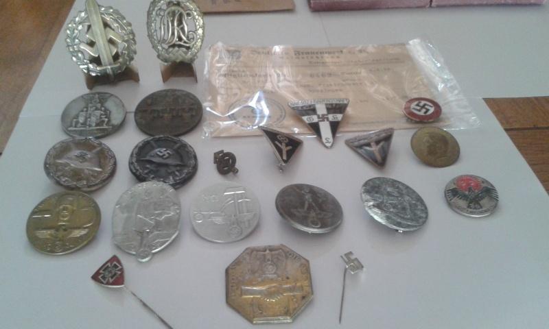 Ma collection de médailles allemandes Badges14
