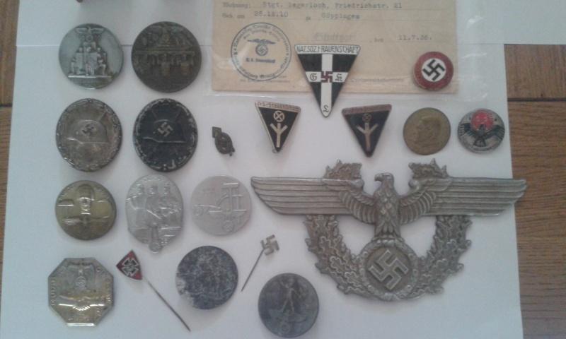 Ma collection de médailles allemandes Badges15