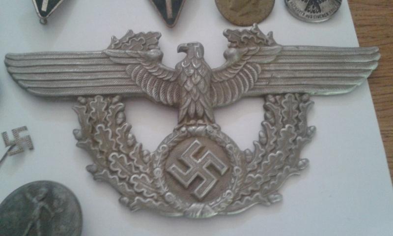 Ma collection de médailles allemandes Badges16