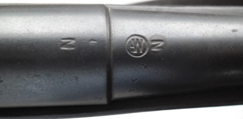 Le nouveau venu ; fusil Berthier 07/15 Sam_7111