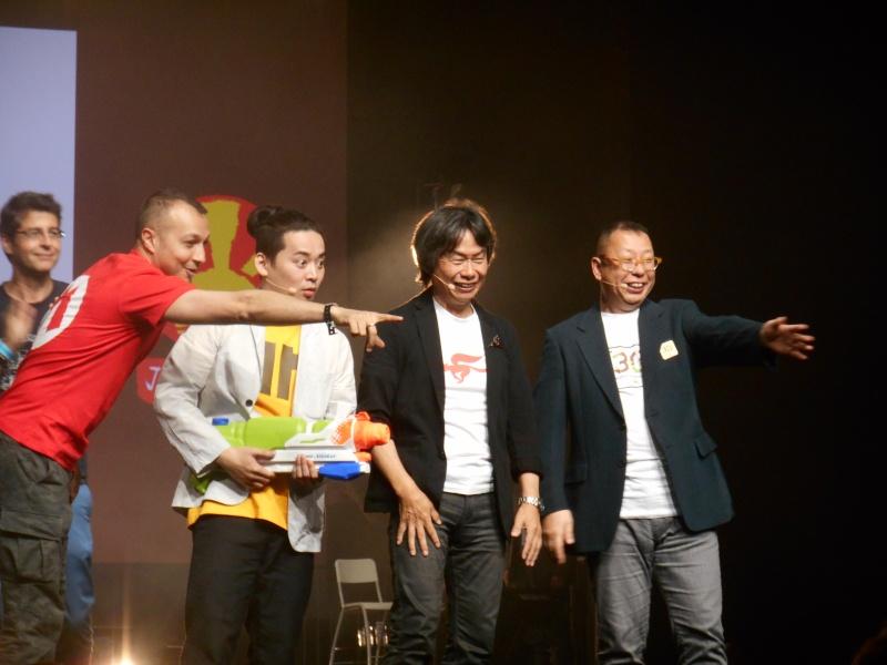 Shigeru Miyamoto à la Japan Expo 2015 - Page 3 Dscn0910