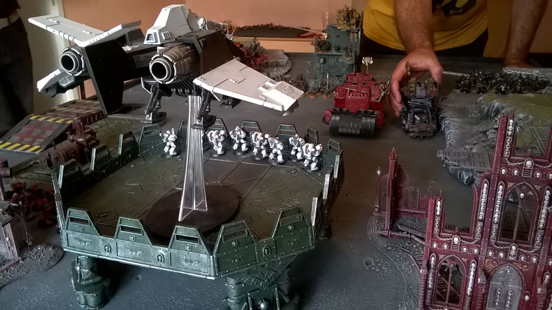 2015.08.19 - Orks contre Spaces Marines - 2000 pts 0111