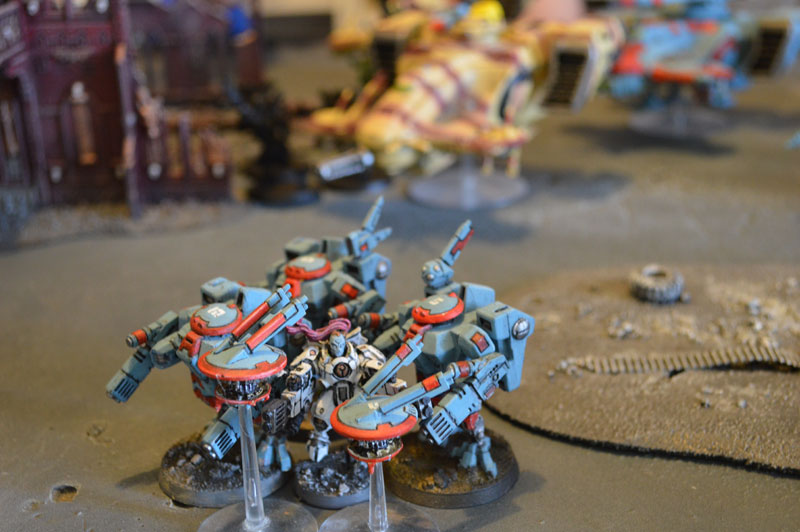 2015.07.01 - Tau contre Spaces Marines - 2000 pts 0410