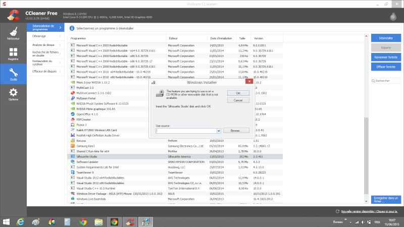 MAJ logiciel silhouette studio impossible de ouvrir - Page 2 Sil10