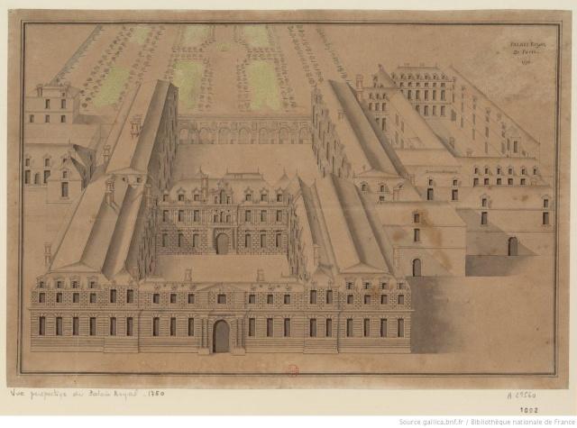 Le Palais Royal Vue_du10