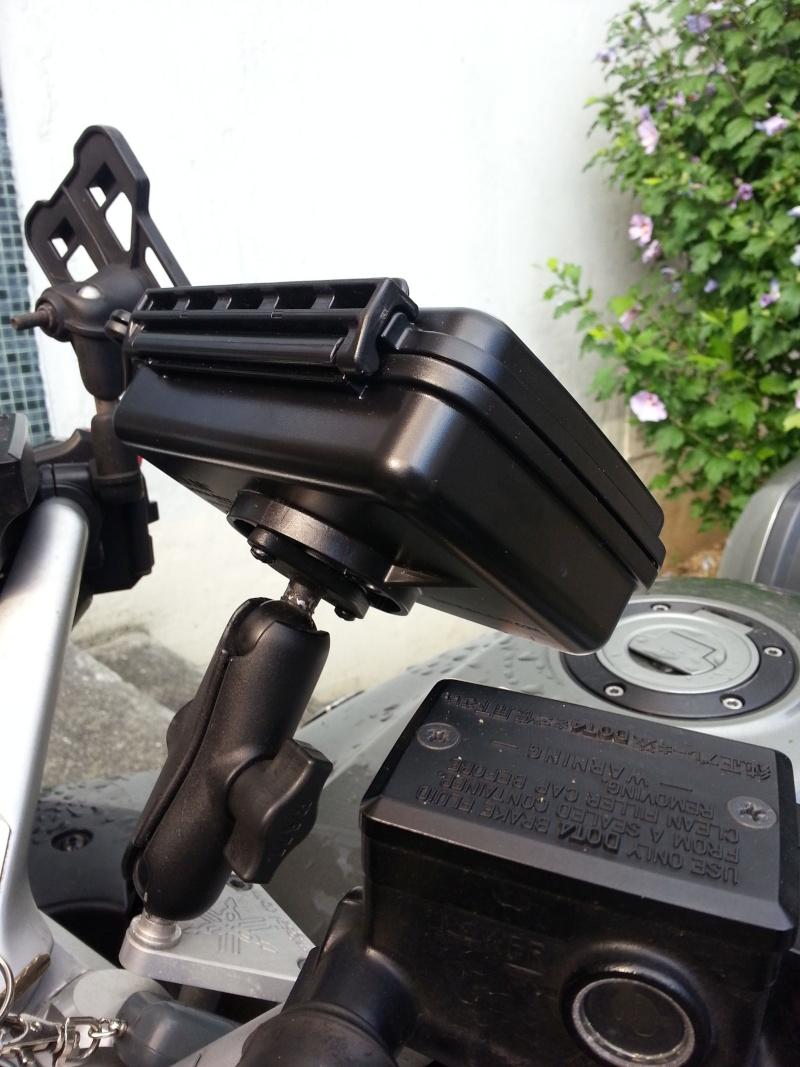 Boitier étanche Ram Mount RAM-HOL-AQ6U 20150727