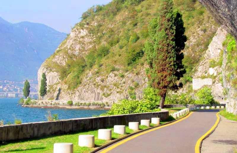 GIRO DEL LAGO D'ISEO E OASI IN FRANCIACORTA 4° EDIZIONE TOP EVENT ! Lago_i10