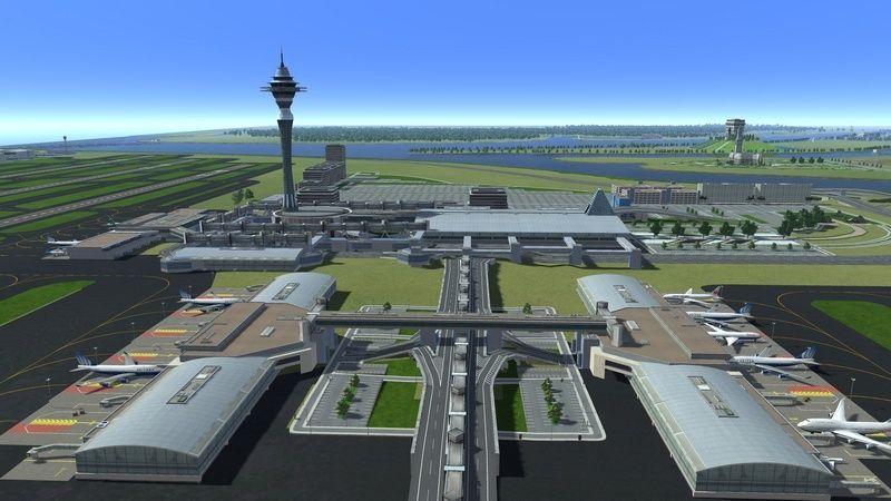 Ancorian Airlines  Megasc13