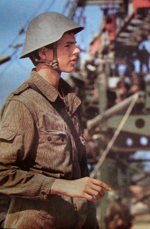 L'influence du camouflage allemand ww2, de nos jours. 110