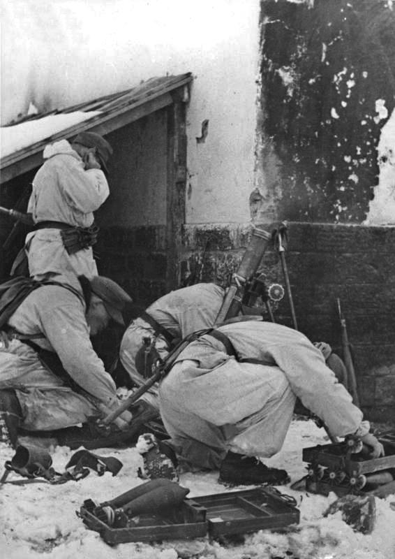 Granatwerfer, les mortiers de l'armée allemande. - Page 2 R610