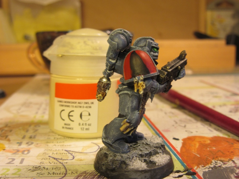 Warhammer 40K, mes réalisations Space_12