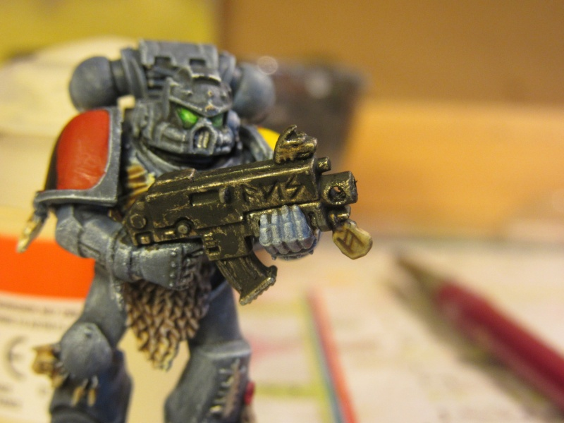 Warhammer 40K, mes réalisations Space_13