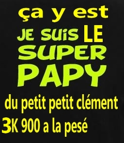 je suis papy  Clyman10