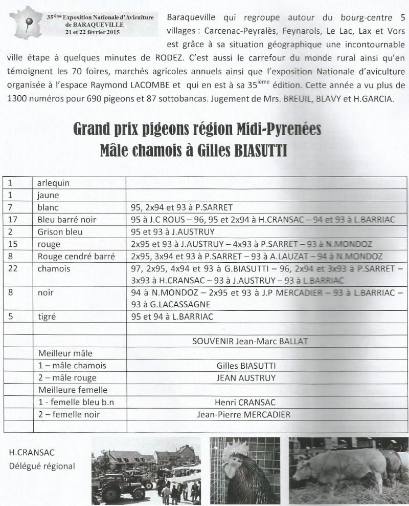 Exposition National de BABAQUEVILLE. Sans_t56