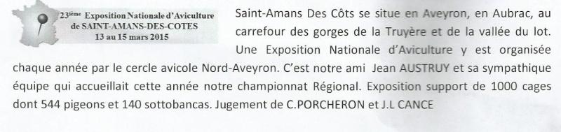 Exposition nationale de SAINT-AMANS-DESCOTES. Sans_t57