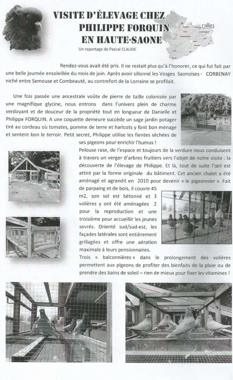 CHEZ PHILIPPE FORQUIN  EN HAUTE-SAONE   (UN REPORTAGE DE PASCAL CLAUDE) Sans_t59