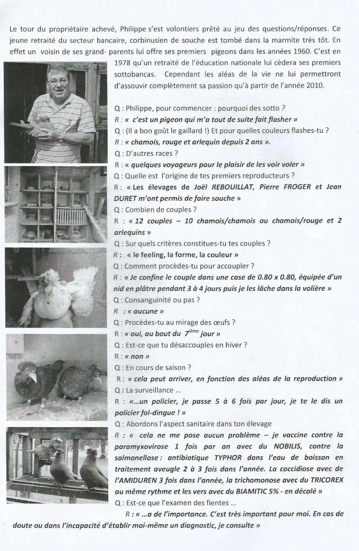 CHEZ PHILIPPE FORQUIN  EN HAUTE-SAONE   (UN REPORTAGE DE PASCAL CLAUDE) Sans_t60