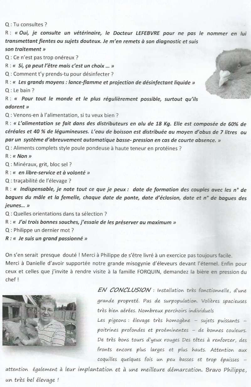 CHEZ PHILIPPE FORQUIN  EN HAUTE-SAONE   (UN REPORTAGE DE PASCAL CLAUDE) Sans_t61