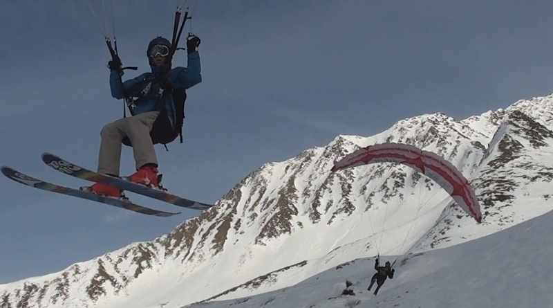Vol à Skis Image112