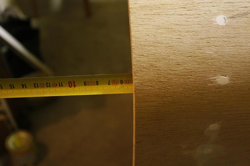 [fabrication] Un toit de roulotte de bohème - Page 12 Dybord12