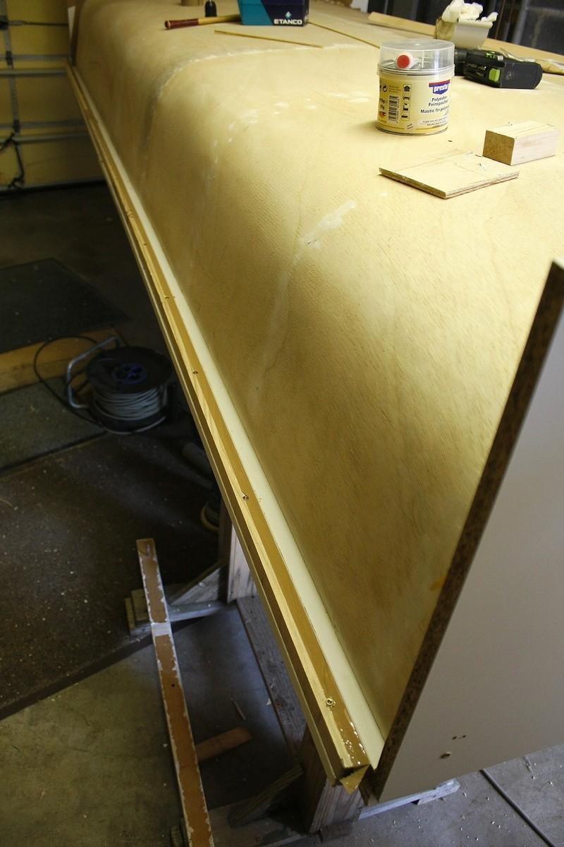 [fabrication] Un toit de roulotte de bohème - Page 12 Goutti10