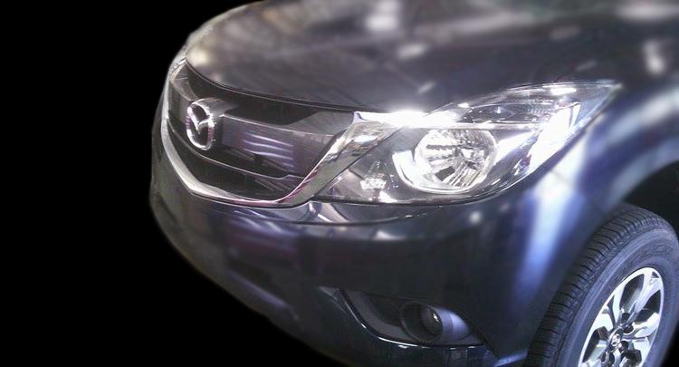 2015 - [Mazda] BT-50 restylé 2016-m10