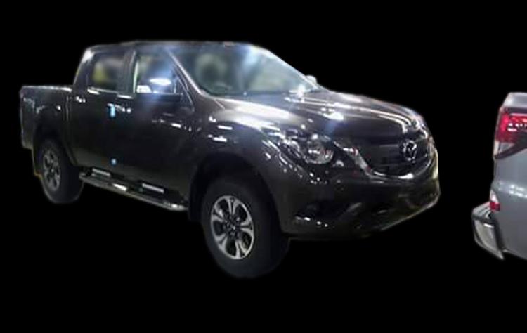 2015 - [Mazda] BT-50 restylé 2016-m11