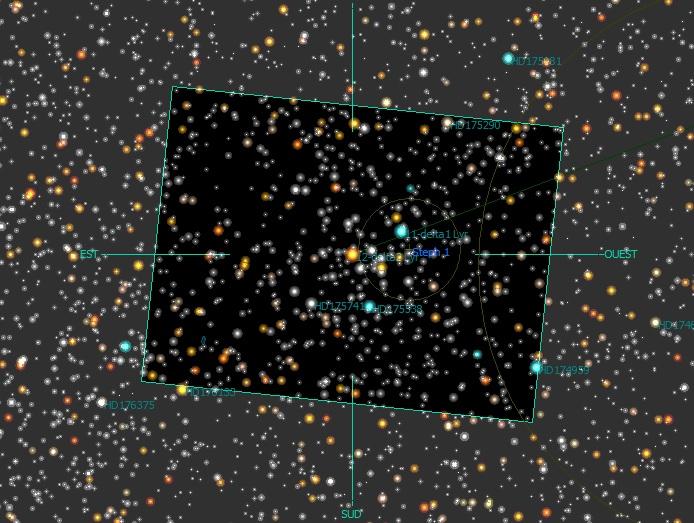 Photométrie sur étoiles variables Champ_10