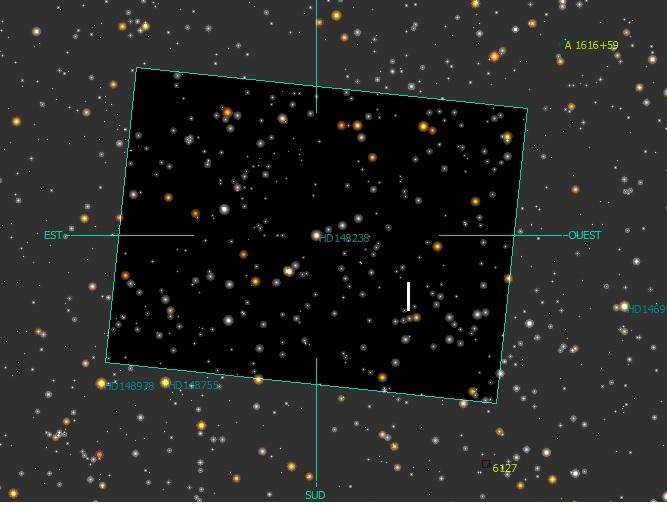 Photométrie sur étoiles variables Vz_dra10