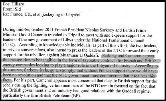 Comment la France a Mené une Guerre Contre la Libye pour du Pétrole Mails_19
