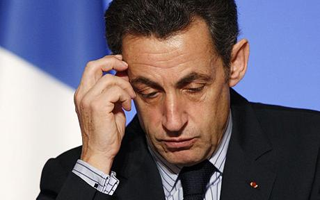 Comment la France a Mené une Guerre Contre la Libye pour du Pétrole Sarko10