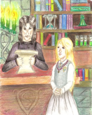 Fan Art from the Fanfiction Forum Snape_10