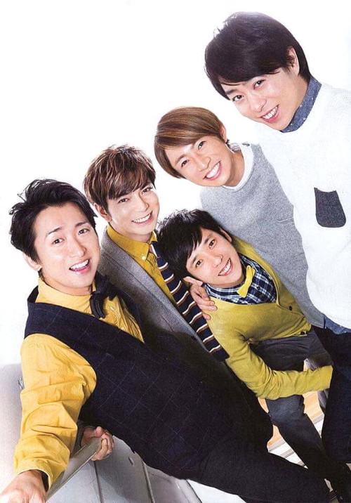 Photo journalière Arashi10