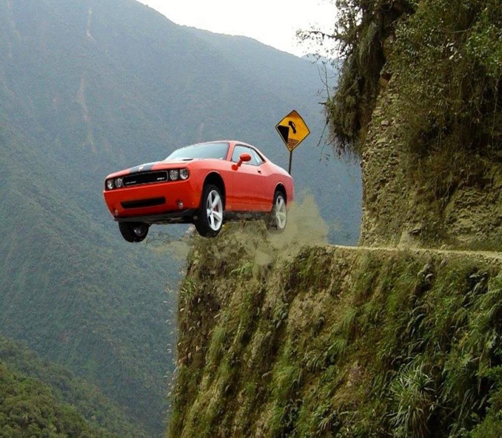Tu aimes conduire sur des routes pittoresques ? Voilà de beaux itinéraires ! Aa12