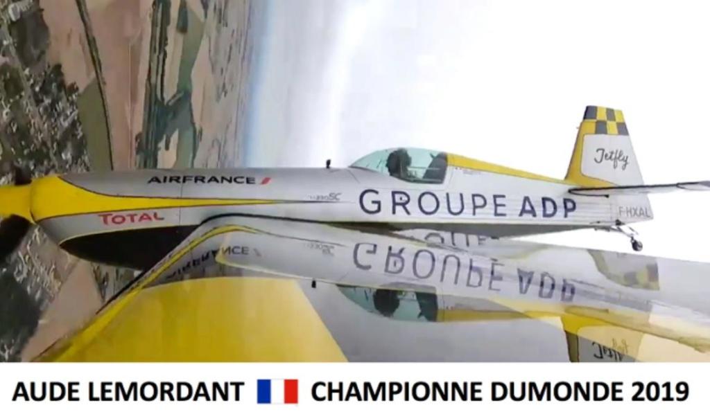 Chateauroux - Championnat du monde de voltige aérienne Scree145