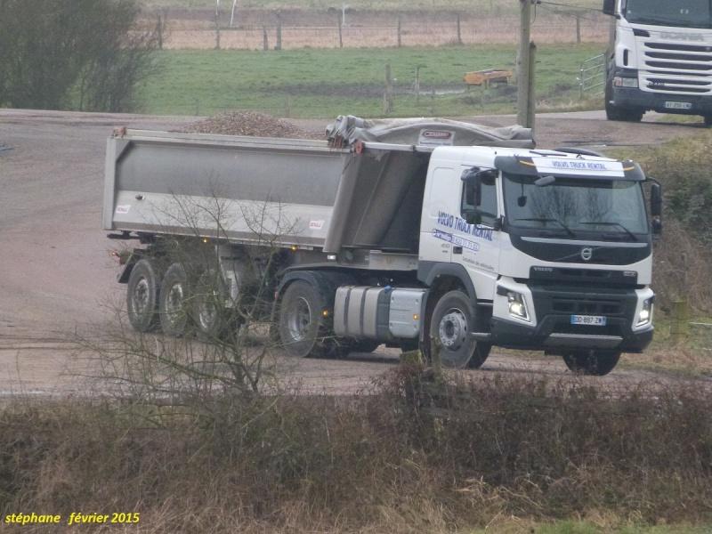FMX la gamme chantier de Volvo - Page 2 P1300516