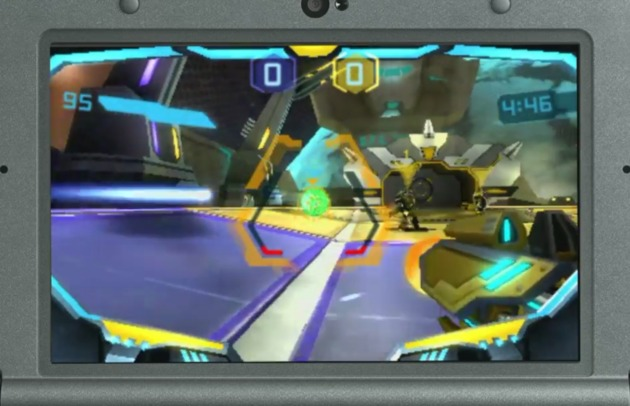 E3: Blast Ball For 3DS Has Been Announced At The Nintendo World Championships! 630x18