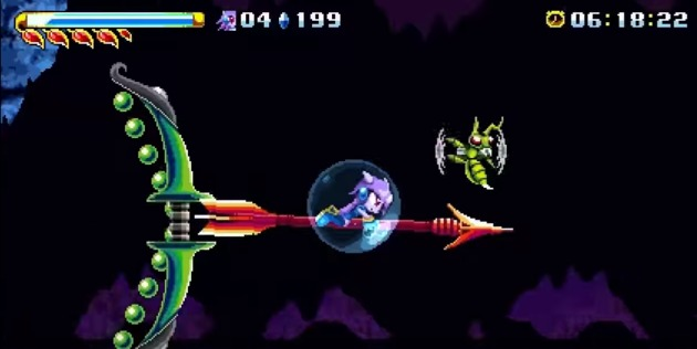 eShop: Freedom Planet Has Been Delayed To August 20th On Wii U eShop... 630x28