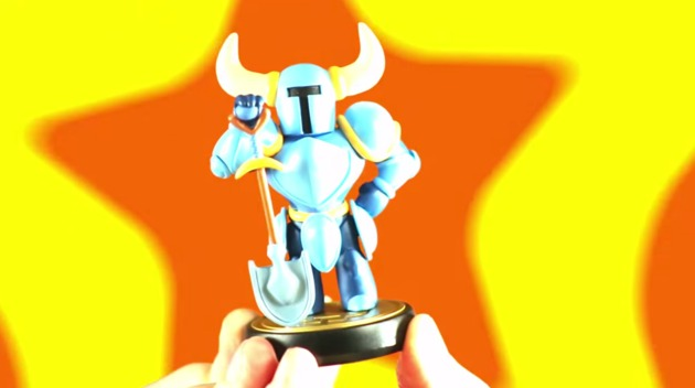 Update! Business or Greed: Shovel Knight Co-Op Is Locked Behind An Amiibo Paywall... 630x32