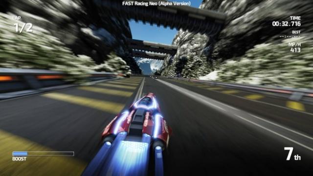 eShop: New Details Emerge Regarding Fast Racing NEO! Fast-r10