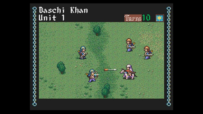 Virtual Console: Genghis Khan II: Clan of the Grey Wolf Is Also Wii U Bound Later This Morning! Genghi10
