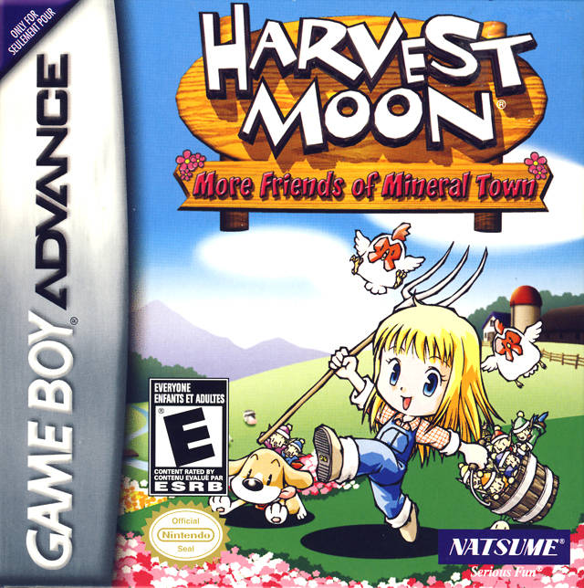 eShop: Natsume Will Be Releasing Harvest Moon: More Friends of Mineral Town On The Wii U VC Service Very Soon! Harves10