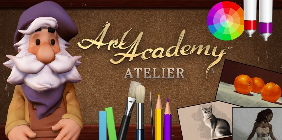 Talking Point: New Art Academy to include amiibo functions? Screen10