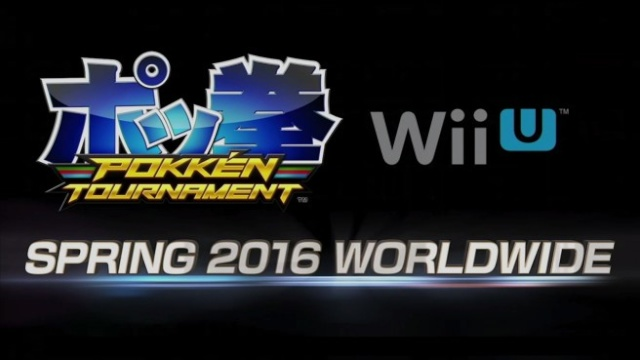 Breaking News: Pokken Tournament Is Headed To The Wii U Globally Spring 2016! Spring10