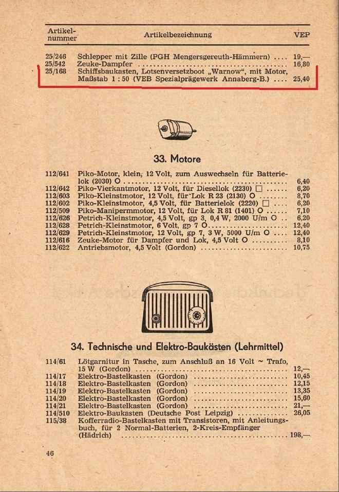 Suche Infos zum Espewe  Seenotrettungsboot M 1:50 Baukasten  1910