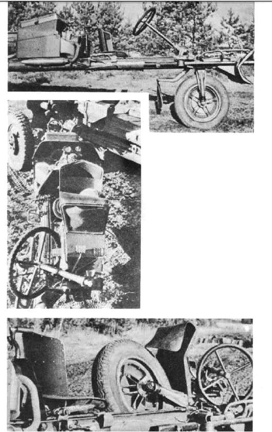 diverse NVA-Modelle 1912