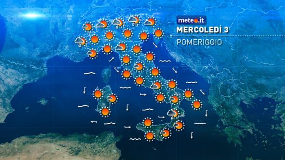 MERCOLEDì 3 GIUGNO - SORRISI ED INFORMAZIONE - SALUTIAMOCI QUI AMICI COMPLOTTINI !!!! Merc10